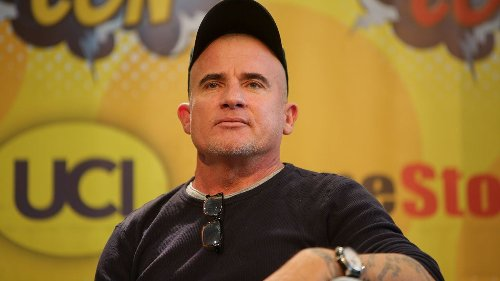 Dominic Purcell Addresses Posts About 'Legends of Tomorrow' Departure