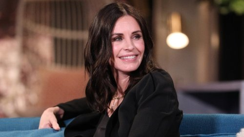 Courteney Cox Says Filming the 'Friends' Reunion Was 'So Emotional'