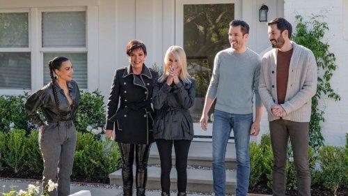 'Celebrity IOU': Kris, Kim and Kendall Surprise a Family Friend