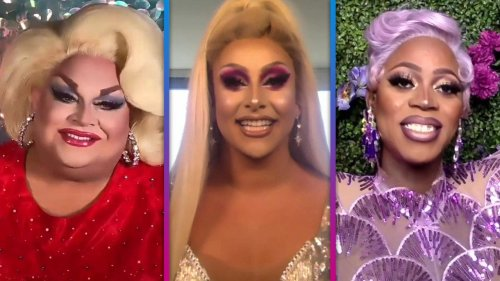 'RuPaul's Drag Race: All Stars' Queens Talk 'Game Within a Game' Twist