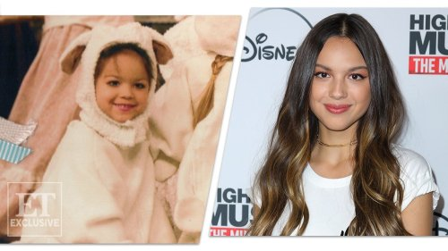 See Baby Olivia Rodrigo, Joshua Bassett Take on 'Beauty and the Beast'