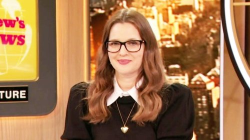 Drew Barrymore on Finding Balance With Her 'Eclectic' Home Decor