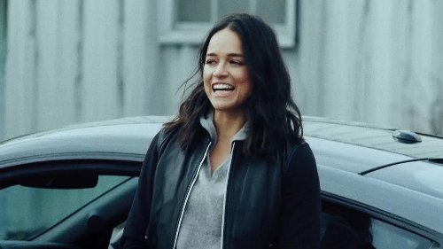 Michelle Rodriguez Revs Up Discovery's 'Getaway Driver': Watch