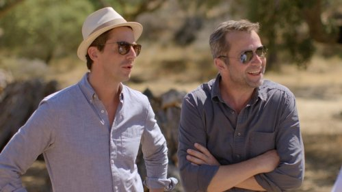 James Purefoy on Joys of 'Wine Show,' Why He Cried Over a Glass of Red