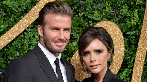 Victoria Beckham Gets Sweet Birthday Wishes From David and Kids