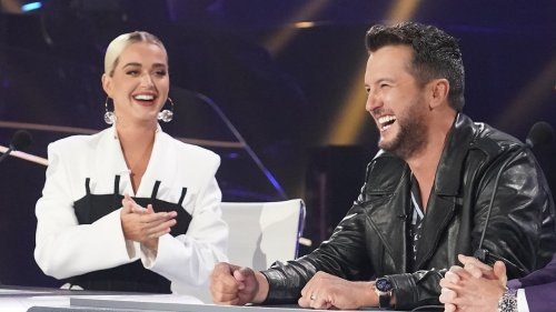 Katy Perry Responds to Luke Bryan's Comments About Her Leg Hair