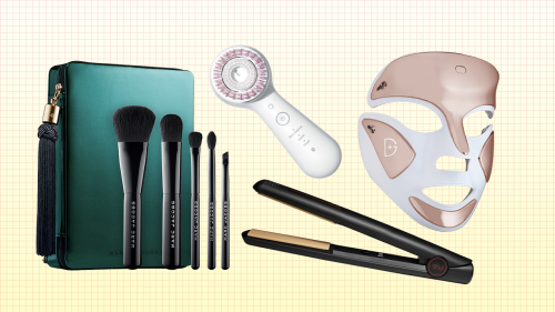 Best 19 Beauty Tools for Skin & Hair in 2021 -- Dyson, NuFace, & More