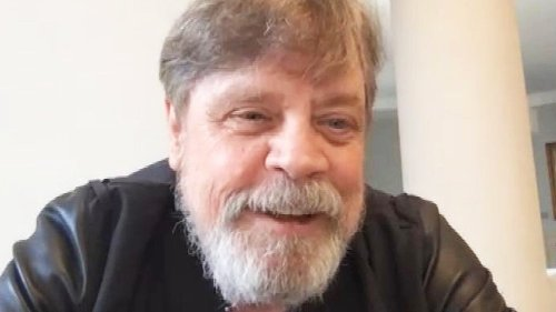 Mark Hamill Teams Up With 'Quarantunes' Duo for 'Star Wars' Event