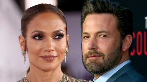 Ben Affleck Can't Keep His Hands Off Jennifer Lopez In Steamy New Pics