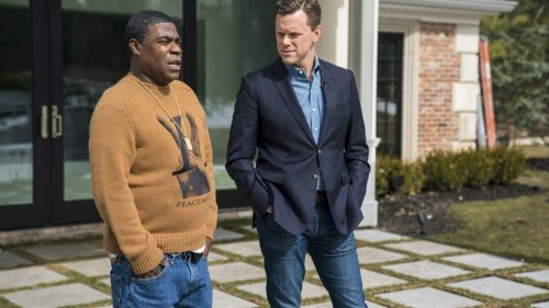 Willie Geist Called the Cops at Tracy Morgan's House During Interview
