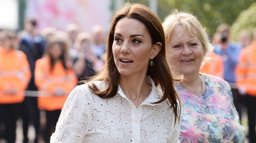 Kate Middleton's Go-To Sneakers Are On Amazon and They're Under $40