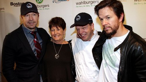 Mark and Donnie Wahlberg Mourn Death of Their Mother Alma