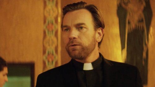 Ewan Mcgregor Offers Priestly Guidance in 'The Birthday Cake' Clip