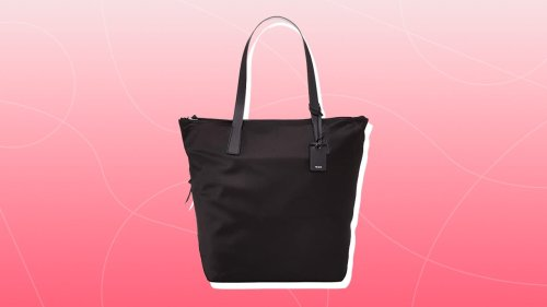 This Tumi Tote Is Now 40% Off on Amazon