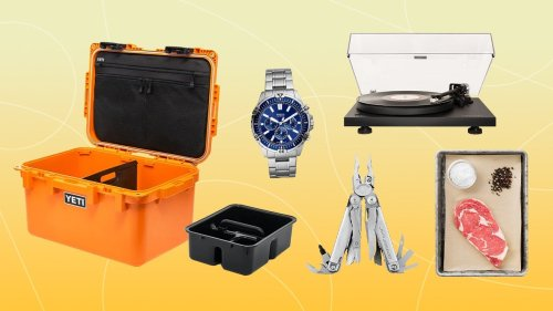 Father's Day Gift Ideas -- Yeti, Fossil, Crosley, Wild One & More