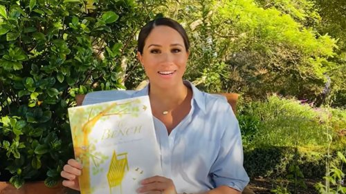 Meghan Markle Reads Her Book 'The Bench' for YouTube Storytime Video