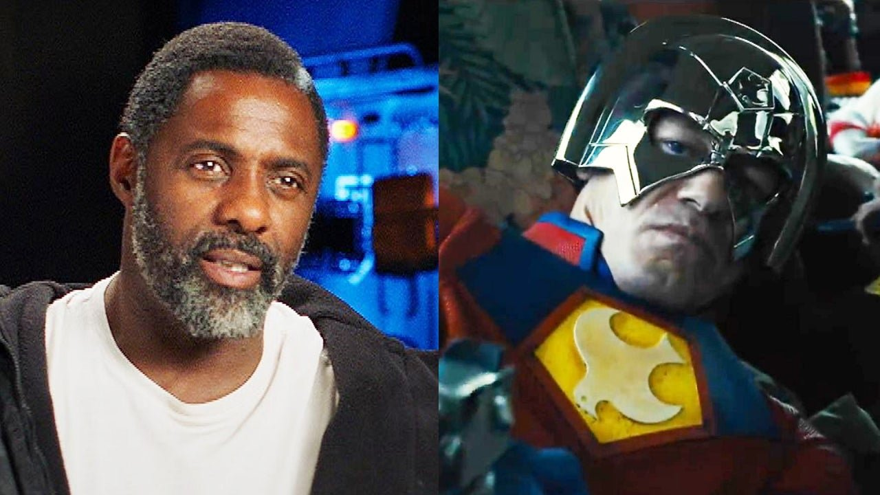 Idris Elba Says John Cena Was 'Incredible' During 'The Suicide Squad'