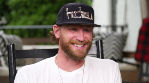 Chase Rice Shows Off His Farm and Talks Famous Country Neighbors