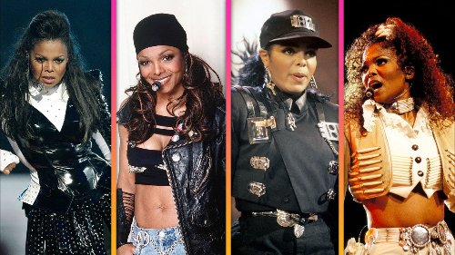 Janet Jackson Auctioning Off Iconic Stage and Music Video Costumes