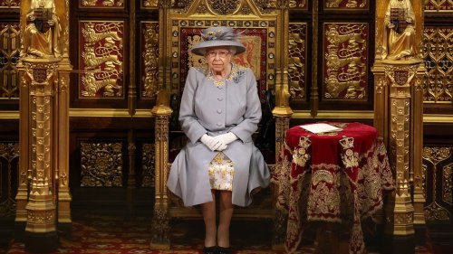 Queen Elizabeth Opens Parliament With Several Poignant Changes