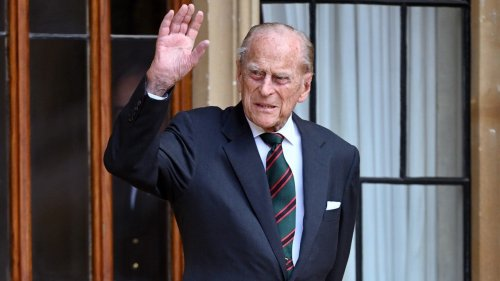Royal Family Concludes Prince Philip's Funeral With Final Tribute