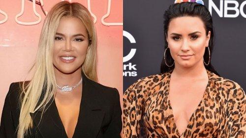 Khloé Kardashian and Demi Lovato Love These Motivational Water Bottles