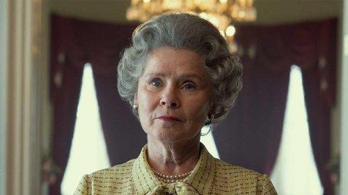 'The Crown' Shares First Look at Imelda Staunton as Queen Elizabeth II