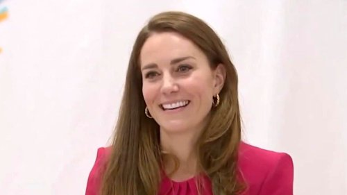Kate Middleton Wears Sweet Tribute to Her Kids to Announce New Project