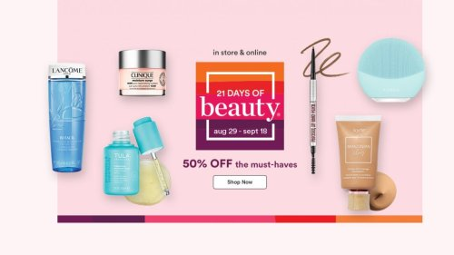 Ulta 21 Days of Beauty Sale -- Take 50% Off Kylie Skin and More