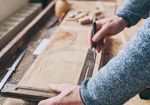 Aus Liebe zum Holz: Unikate von WoodHock