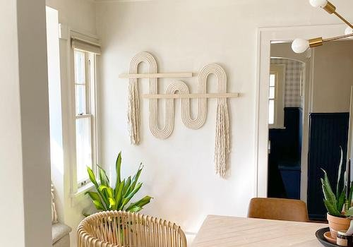 Made-to-Order Textile Decor from Candice Luter