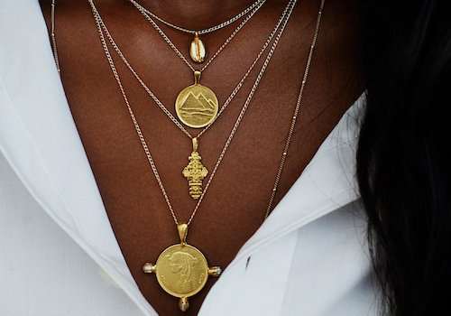 Modern Heirloom Jewelry from Omi Woods