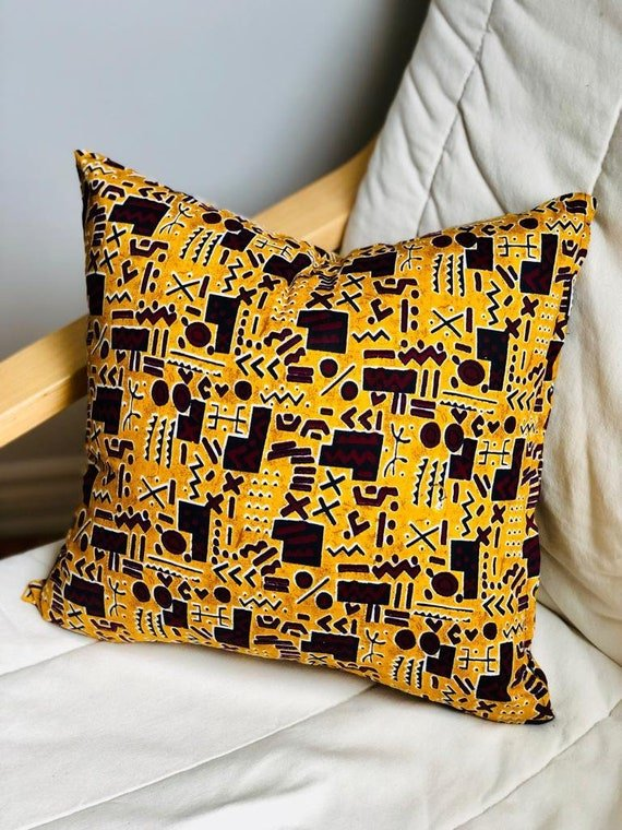 10% savings on colorful pillow case