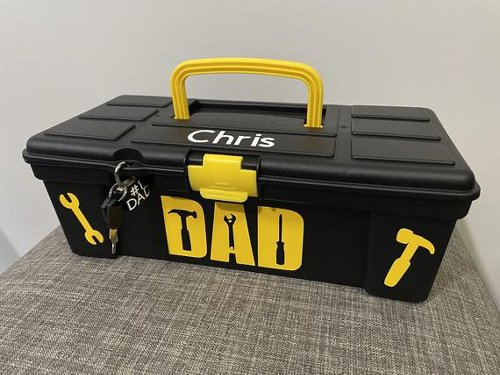 Personalized toolbox