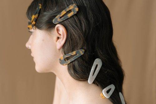 Stella hair clips