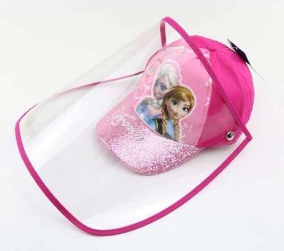 Kid Children Girl Boy Cap Shield Frozen Anna Elsa Hello Kitty | Etsy