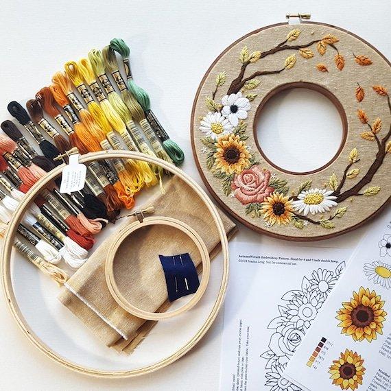 20% discount on DIY Autumn craft kit
