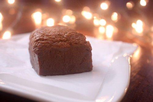 Vegan mochi brownie