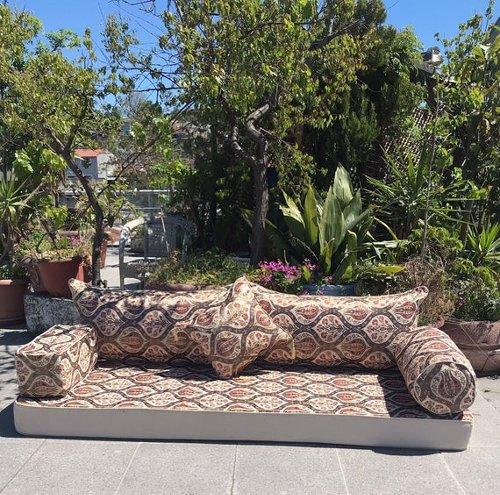 Take $20 off an Arabic floor sofa