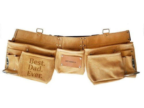 Personalized tool belt