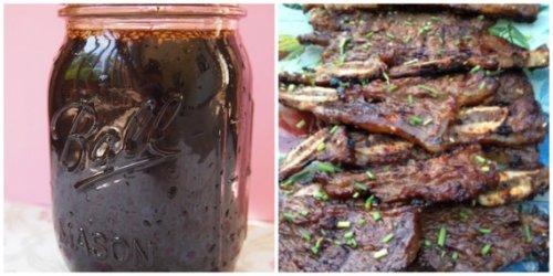 Korean Bulgogi/Galbi marinade