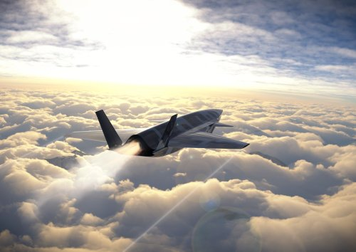Killer Of F-35 Jets: US Dominance Of 5th-Gen Fighter Aircraft To End With Supersonic Stealthy 'Flying Machines'?