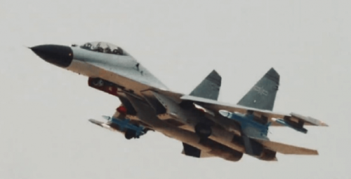 China's Latest J-11 Derivative Uses The Same Technology As J-20 Stealth Jet; Claims To Be Better Dogfighter Than Russian Su-35