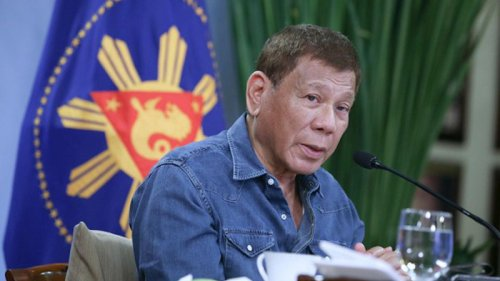 Philippines: Duterte Defends China Diplomacy In Last State Of Nation Speech