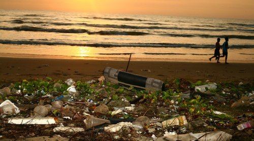 Reusing 10% Will Stop Almost Half Of Plastic Waste From Entering The Ocean