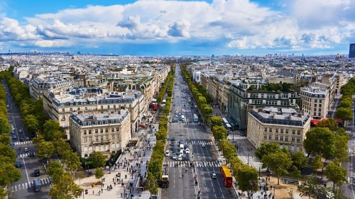 Five Arrested Over Brazen Paris Bank Heist