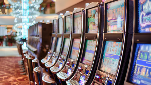 Are Casinos Making Right Bet When It Comes To Slots?