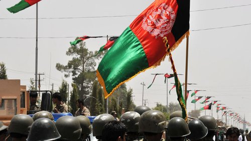 Afghan Troops To Be Trained In Turkey Under First NATO Program Abroad