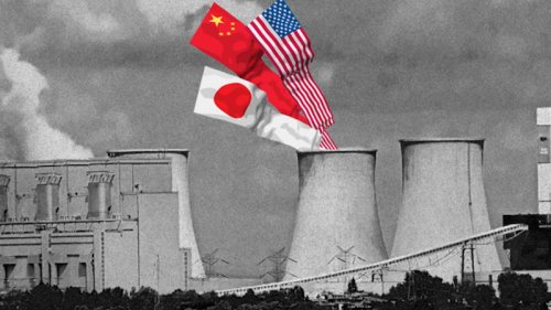 Like China, Japan And US Continue To Finance Overseas Fossil Fuel Power Technologies