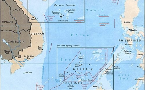 ASEAN, Beijing Agree To Self-Restraint In South China Sea